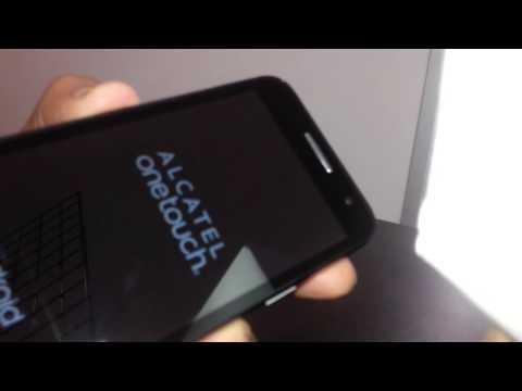 Reseteo con botones Alcatel onetouch elevate Boost Mobile
