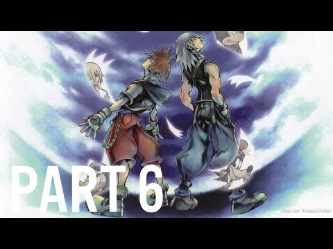 Ghosts & Goblins - Kingdom Hearts: Re:Chain of Memories (Part 6)