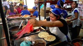 Mexico - Street Food kitchen