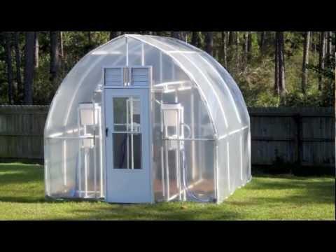 HydroCopia Organic Auto-Farm - Organic Self-Sustainable Garden