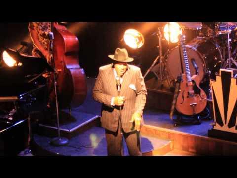 "Allan Harris sings ""I Left My Baby"" in Cafe Society Swing"