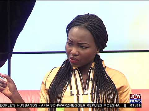 Sex For Survival - AM Show on JoyNews (13-4-18)