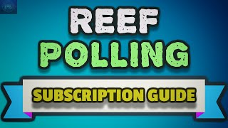 REEF Polling - Tips and Tricks to get Free Subscription - Using Reward Apps !