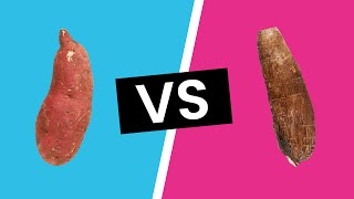 Sweet Potatoes vs. Yams - What's the Difference?