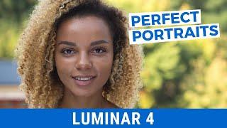 AI Skin Enhancer & Portrait Enhancer Luminar 4