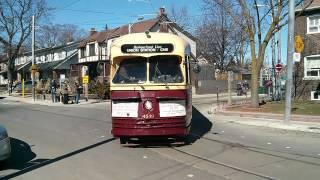 TTC PCC Streetcar