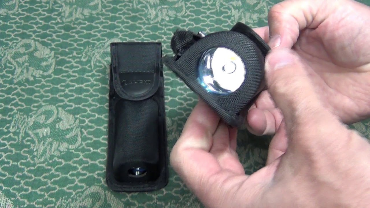 Olight Warrior X vs Warrior X PRO Holsters - my thoughts