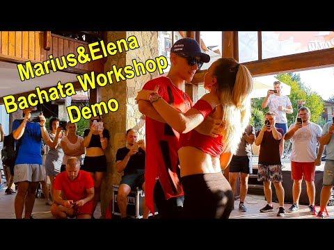 Marius&Elena Bachata Workshop @Salsa Week Romania 2019 - Seniorita