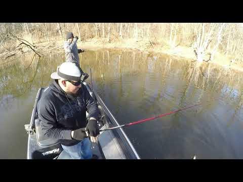 Lake Ray Hubbard - Winter Fishing