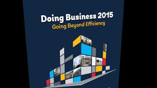 Learn About the World Bank Outlook: Doing Business In 2015