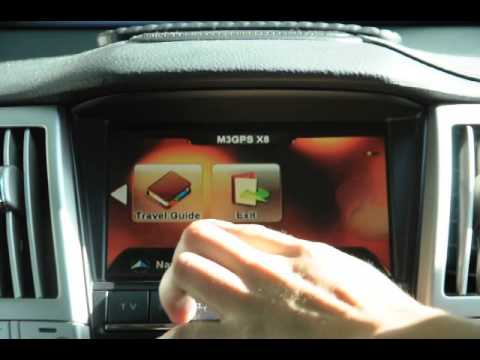 Toyota Harrier Fm Conversion Amp Gps Added On Factory