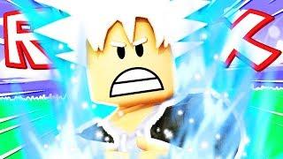 HO SFIDATO GOKU ULTRA ISTINTO!!   Dragon Ball Super su Roblox ITA (Roleplay)