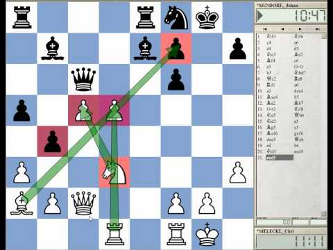 Key games from my tournament victory in Latschach/Austria