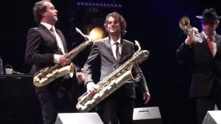 Caro Emerald band, Nijmegen, the Netherlands, HD!