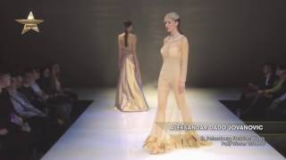 Показ    ALEKSANDAR DADO JOVANOVIC, St Petersburg Fashion Week, Лсень Зима 2016 17