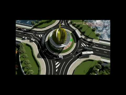 Preview of Planned Davao City Coastal Road