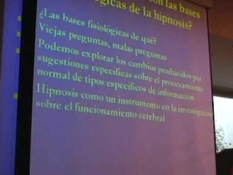 Neurofisiología de la hipnosis: Desarrollos recientes. Parte 10 de 10