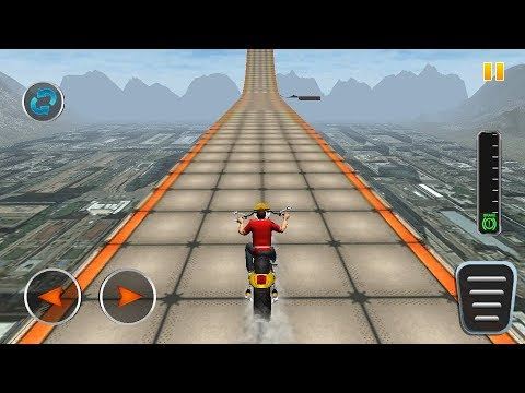 Impossible Track Sky Bike Stunts 3d Dirt Motorcycle Racer Game