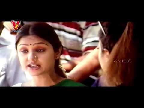 Priya was kissed by Raja - Nuvvu Naaku Kavali   Ajith Kumar   Jyothika   V9videos