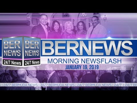 Bernews Newsflash For Saturday, January 19, 2019