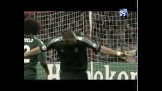 Benzema amazing bicycle kick vs Ajax at Amsterdam Arena