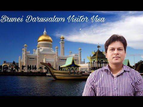 Brunei Darussalam Visitor Visa