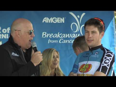 AMGEN TOUR OF CALIFORNIA 2017 SANTA BARBARA MENS STAGE 4