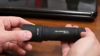 Видеообзор фонаря Led Lenser T7.2