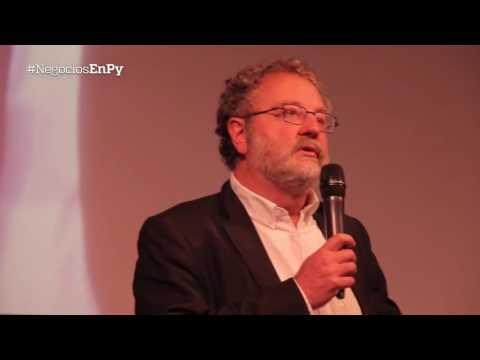John Carlin en ExpoNegocios
