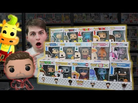 All of My Chase Funko Pops 40+