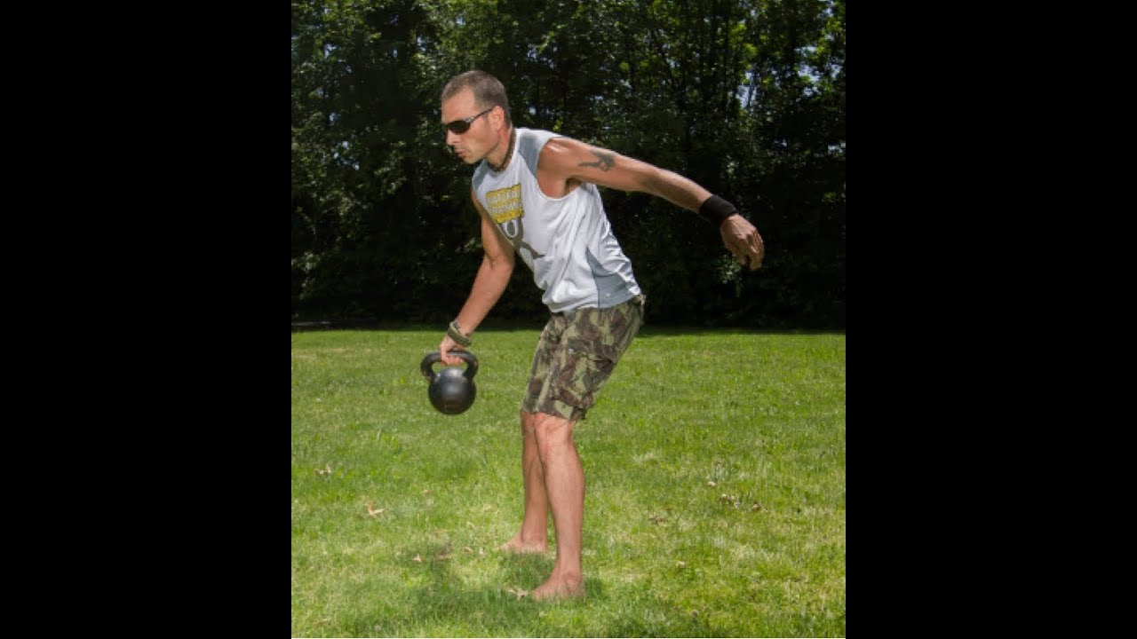 Kettlebell Youtube: Here Is The Kettlebell Exercise For Rock-Hard Abs That You