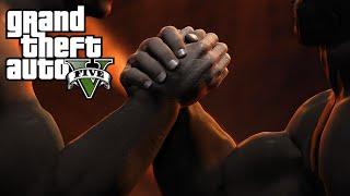 GTA V Online - ARM DRUKKEN & AANHANGWAGEN (GTA 5 Multiplayer #33)