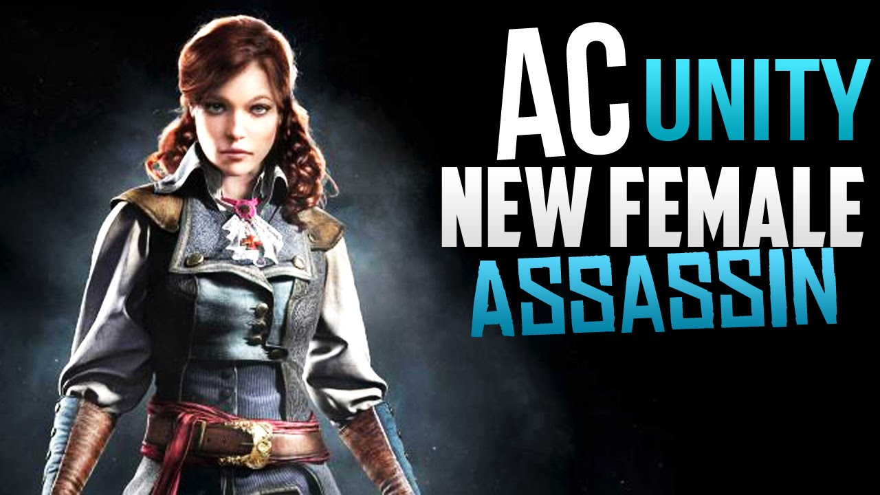 Assassins Creed Unity New Character Details Confirmed Female