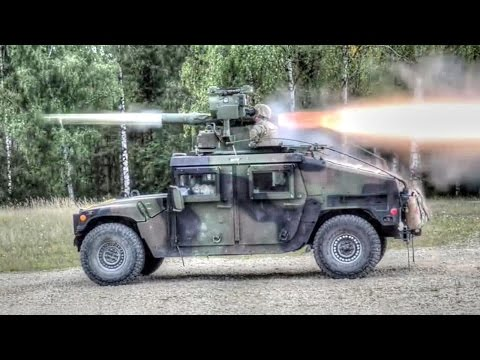 TOW Missile Shooting