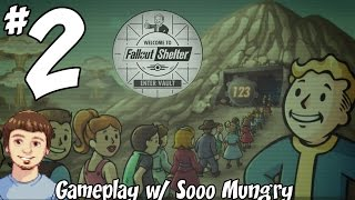 Fallout Shelter Gameplay - PART 2 - Helpful Tips & Tricks! (Mobile iOS & Android Game by Bethesda)