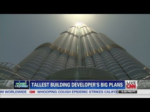 Man behind Burj Khalifa plans another skyscraper