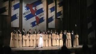 Vengo Cantando de Cuba - Coro Nacional de Cuba