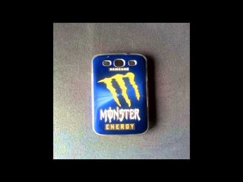 My Monster Energy Galaxy S3 Cover