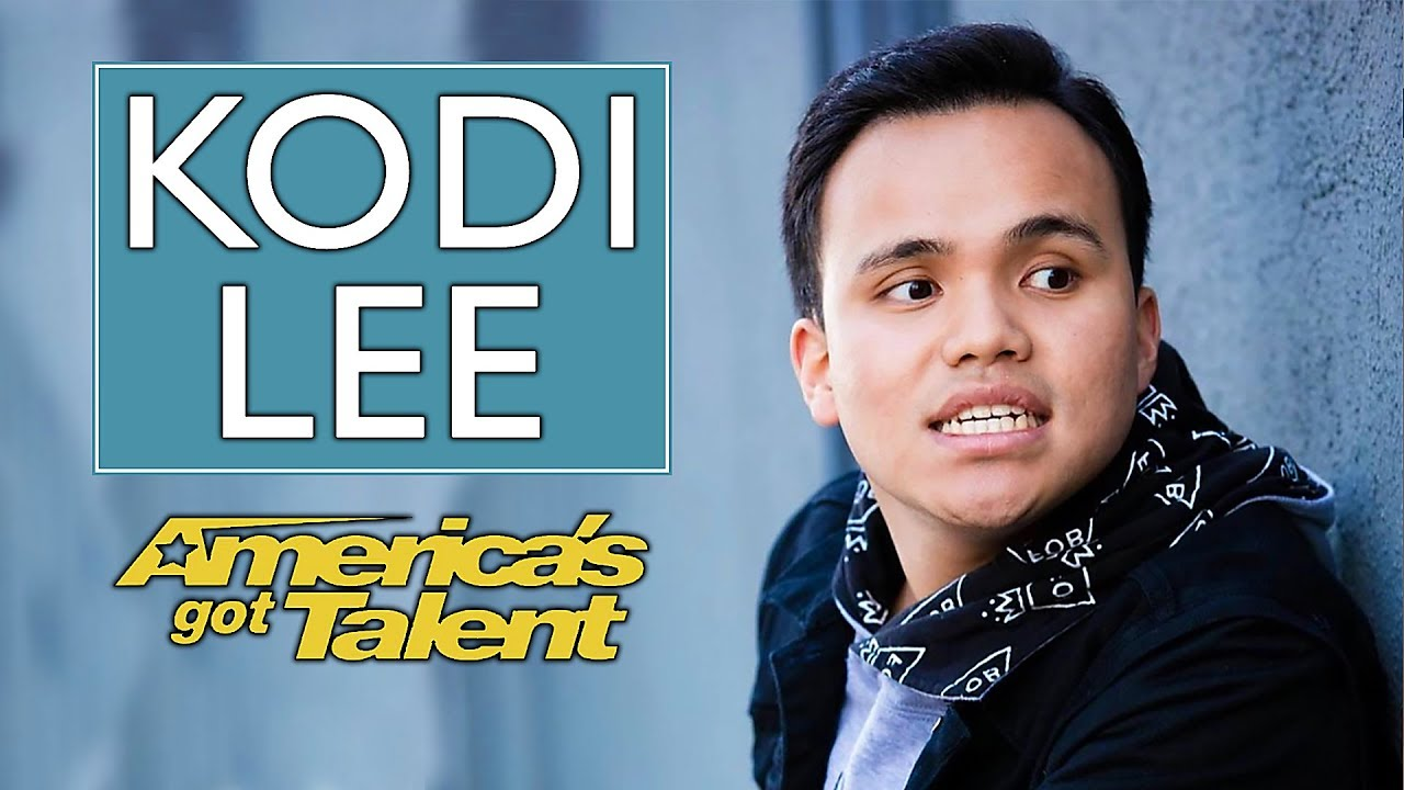 What AGT didn't tell you about Kodi Lee | America's Got Talent 2019 Season 14