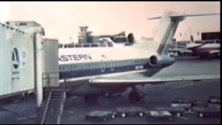 Eastern Airlines 727-100 Takeoff from Chicago-O