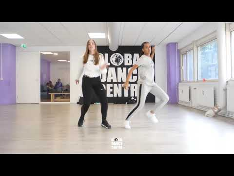Jemairo Rack / Afro dance - Global Dance Centre Amsterdam - 2019
