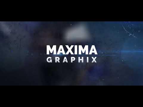 Logo Animation - Youtube Intro Maker - MAXIMA GRAPHIX