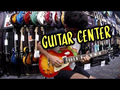 Guitar Center Tampa!