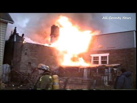 Vauxhall – Auto Repair Shop Fire – Laurel Ave
