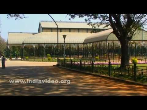 The Glass house at Lalbagh botanical garden, Bangalore