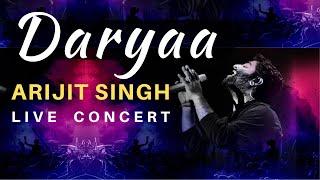 Daryaa | Arijit Singh Live Concert | Mumbai 2020 | Manmarziya - Vicky Kaushal & Taapsee Pannu