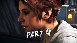 inFamous First Light Walkthrough Gameplay Part 4 - Prisoners (PS4)