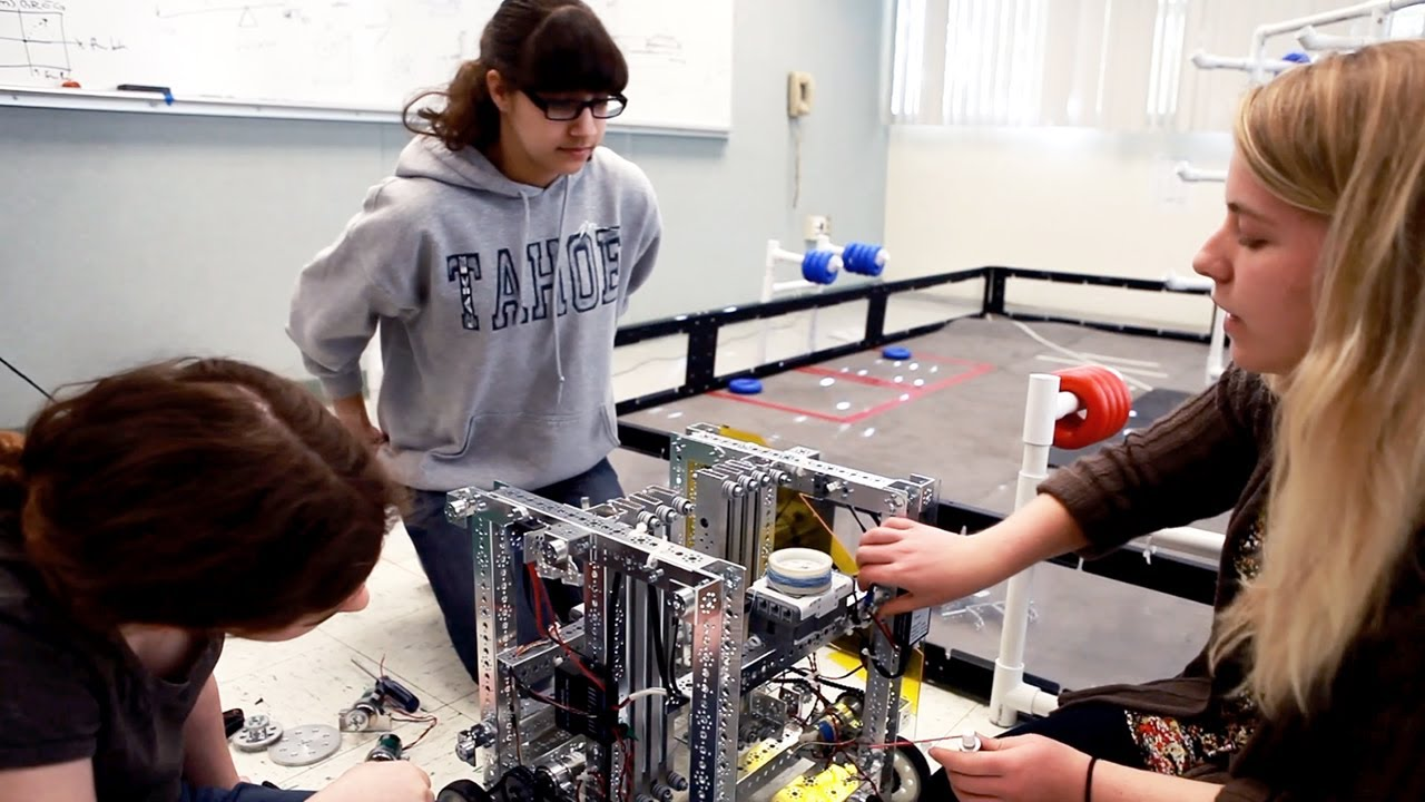 How Building Robots Captivates Kids Imaginations Is School Enough