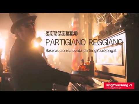 Partigiano Reggiano - Base audio