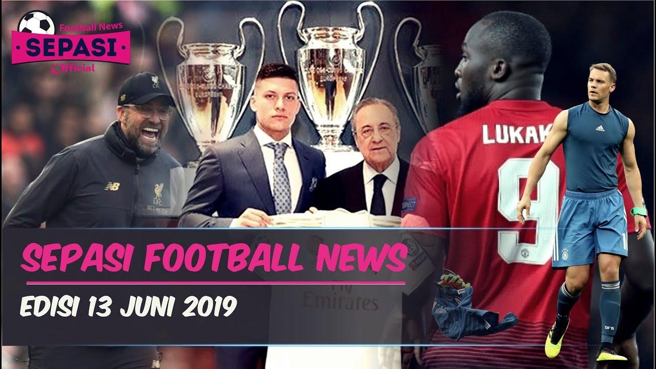 Madrid Resmi Perkenalkan Jovic👋Liverpool Tikung Manchester ...
